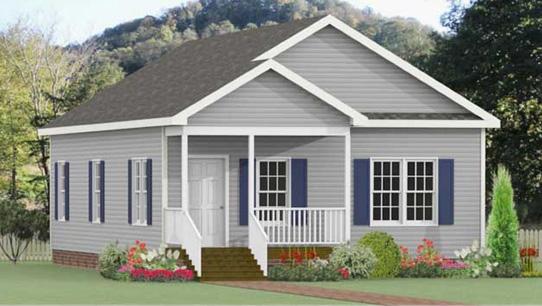 Narrow Lot Modular On Sale Down East Realty Custom Homes - Narrow lot homes