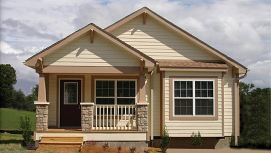 Narrow lot modular on sale down east realty custom homes for Narrow lot modular homes