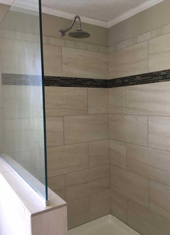 Intimidator-shower