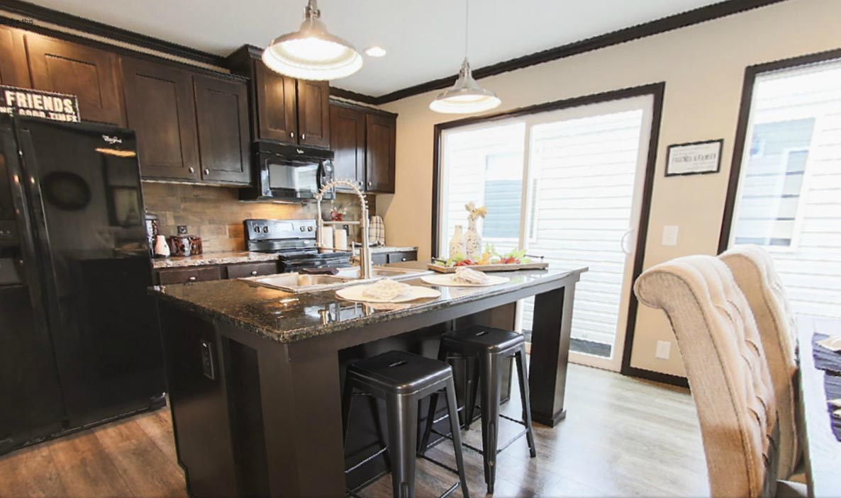 Land home packages down east realty custom homes for 2 kitchen homes for rent