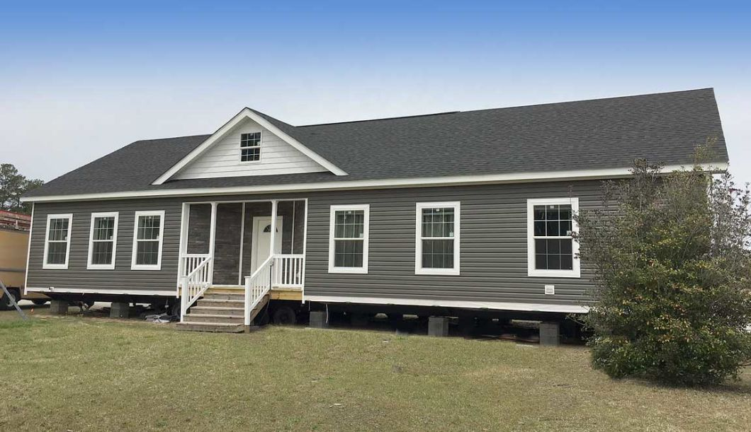 Archdale modular down east realty custom homes for Custom homes new bern nc