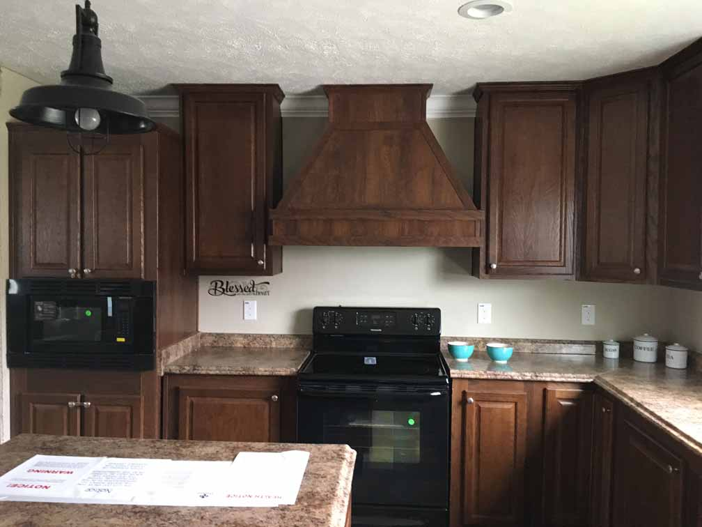Cabinets to ceiling