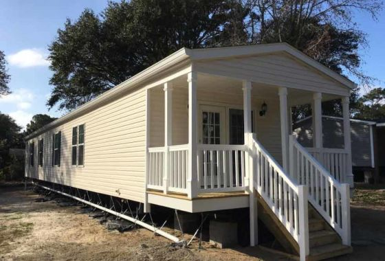 Top cavalier homes distributor in north carolina for Cost of building a house in louisiana