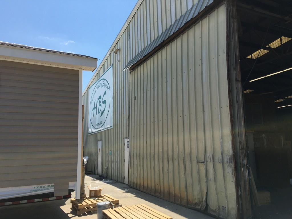 Modular building facility NC