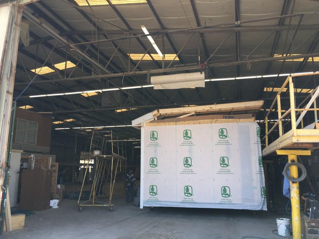 Holmes Building Systems modular facility