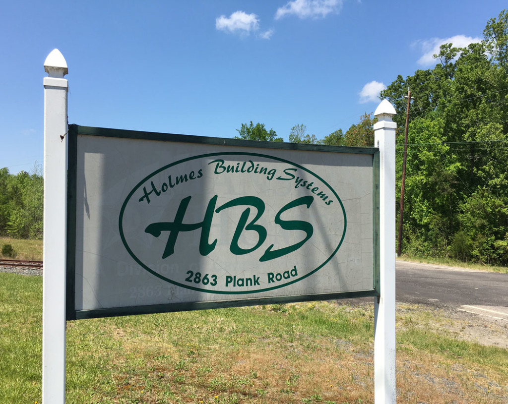 Holmes Building Systems NC