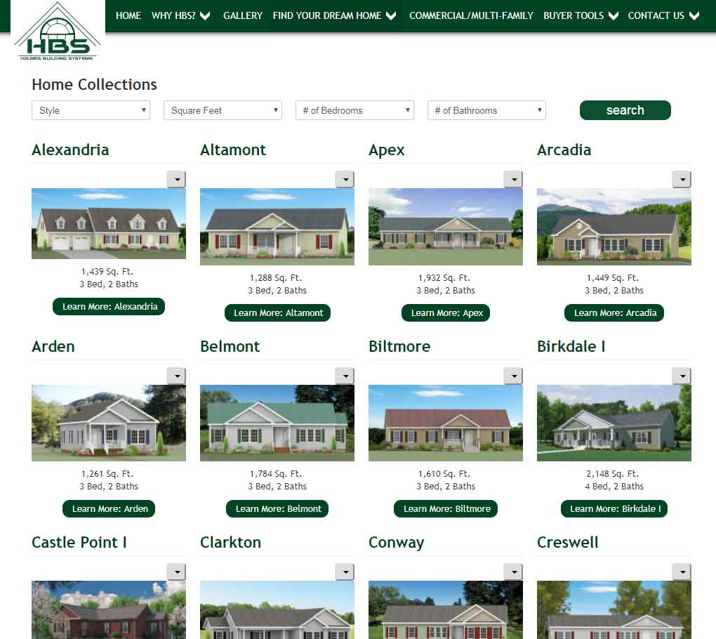 Authorized Distributor of Holmes Building Systems
