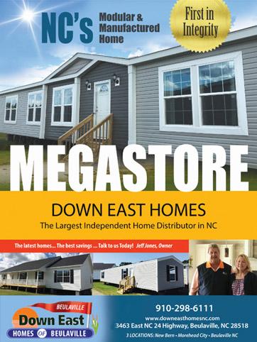 Single Wide Megastore NC