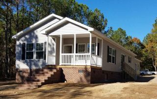 Narrow Lot Modular - Down East Homes NC