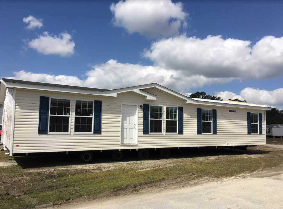 Hatteras - Champion Homes - on Sale at Down East Homes New Bern