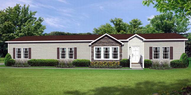 Somerset - Champion Homes - Down East Homes NC