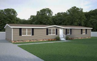 Wonder - 4 Bedroom Tru Homes - New Bern NC