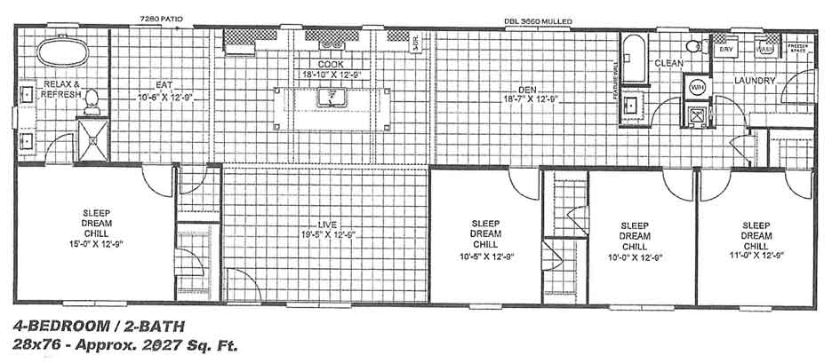 NOVA 4 Bedroom - Down East Realty & Custom Homes  X Floor Plans For Homes on wiring plans for homes, open floor plans one level homes, fire plans for homes, remodeling plans for homes, finishes for homes, design for homes, space planning for homes, floor plan design, furniture for homes, maintenance for homes, construction for homes, drawings for homes, craftsman style house plans for homes, layout for homes, history for homes, bathrooms for homes, elevation plans for homes, color schemes for homes, sample building plans for homes,