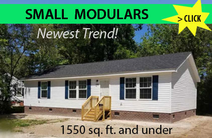 Small Modular - Down East Homes - New Bern NC