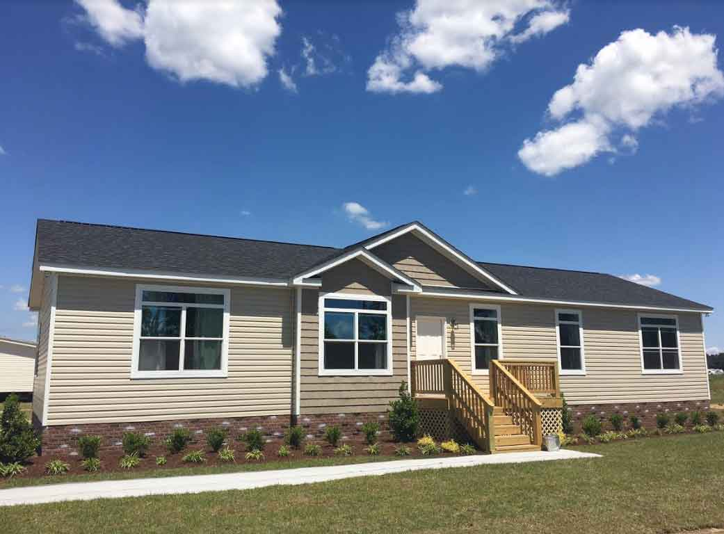 Blue Ridge Supreme - R-Anell Homes - New Bern NC