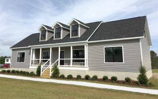 Summit Saddle Modular - R-Anell Homes - New Bern NC
