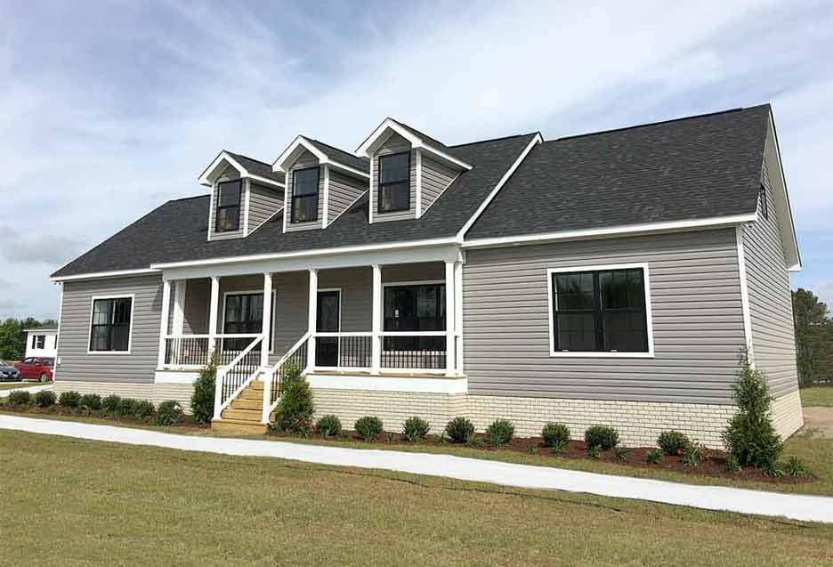 Summit Saddle Modular - R-Anell Homes - New Bern NC