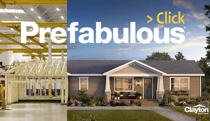 Clayton Homes Distributor NC
