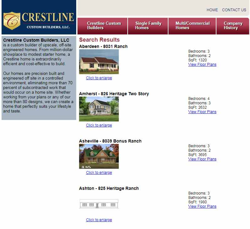 Crestline Modulars - Down East Realty & Custom Homes - New Bern NC