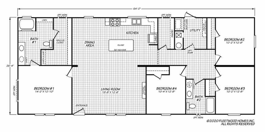 Inspiration Floor Plan Down East Realty Custom Homes