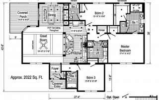 Rockbridge Elite 3 - R-Anell Homes - New Bern NC