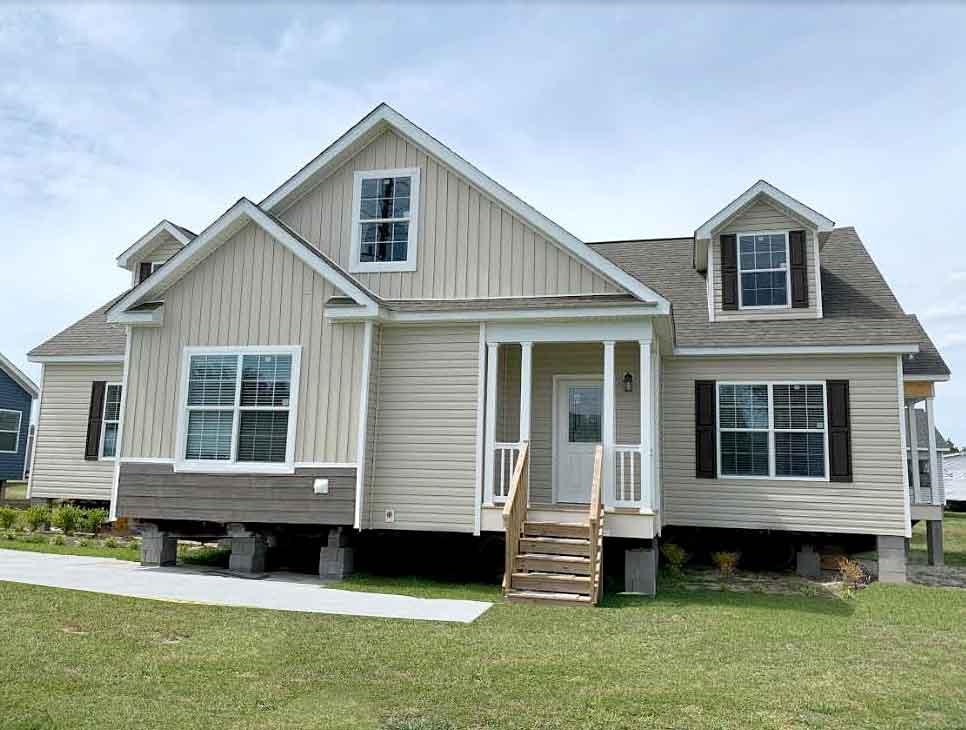 Elite 3 Modular - R-Anell Homes New Bern