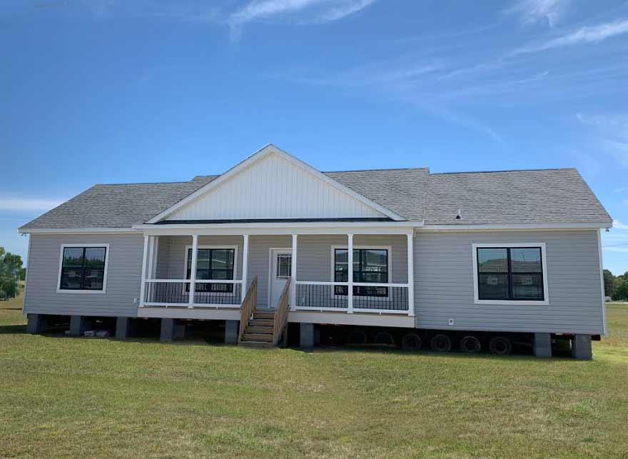 Saddlewood R-Anell Homes modular - New Bern NC