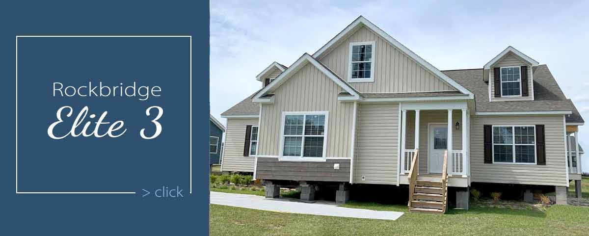 Elite 3 R-Anell Modular - Down East Homes New Bern