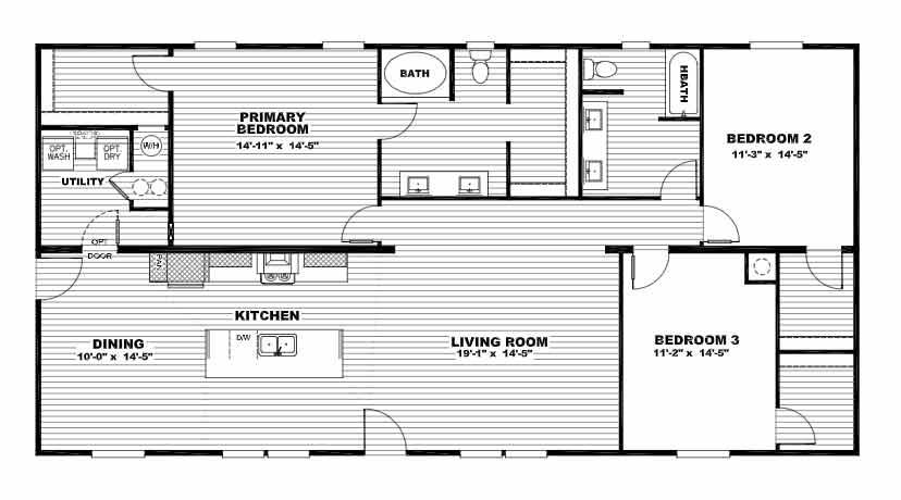 Clayton Epic Experience Safari Floor Plan
