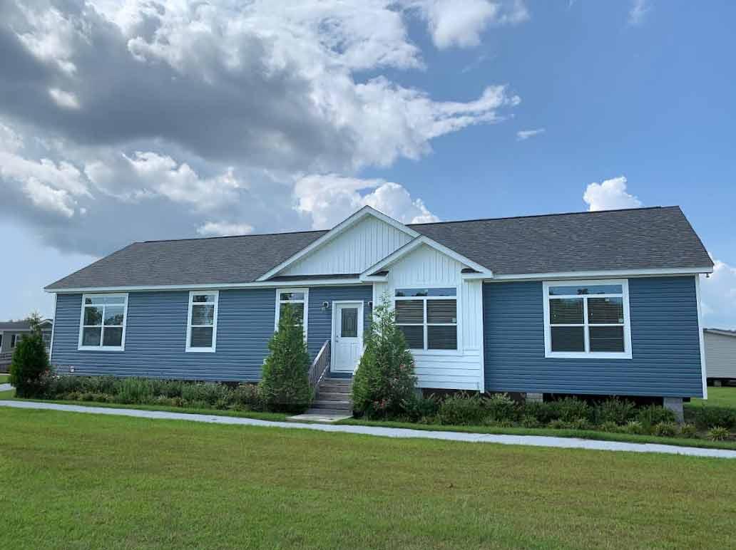 Blue Ridge Supreme - R-Anell Homes